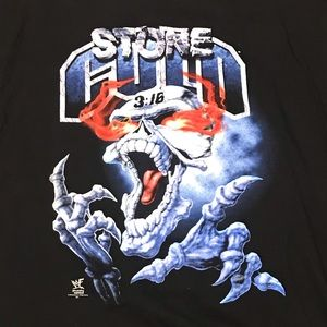 WWF Vintage Stone Cold Steve Austin T-Shirt
